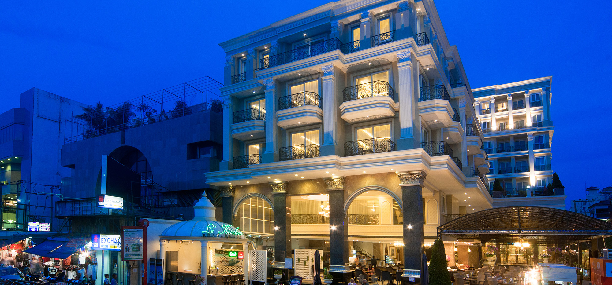 Lk The Empress Lk Group Pattaya Hotels Welcome To Lk Group